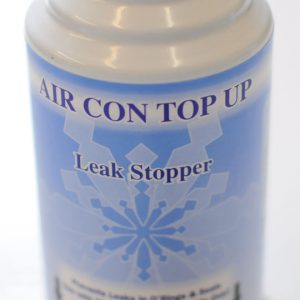 A can of leak stopper